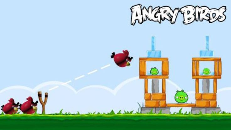 Angry Birds Apk Game