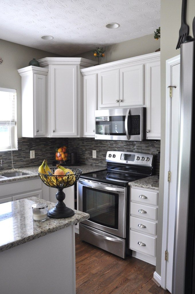 The Maple Kitchen Facelift Project