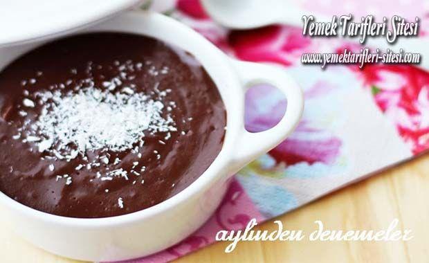 Ev Yapımı Çikolatalı Puding | Yemek Tarifleri Sitesi - Oktay Usta - Harika ve Nefis Yemek Tarifleri