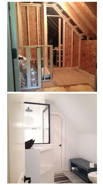 32 Best Images About Attic Options On Pinterest Ideas For Small Bathrooms Toronto And Built