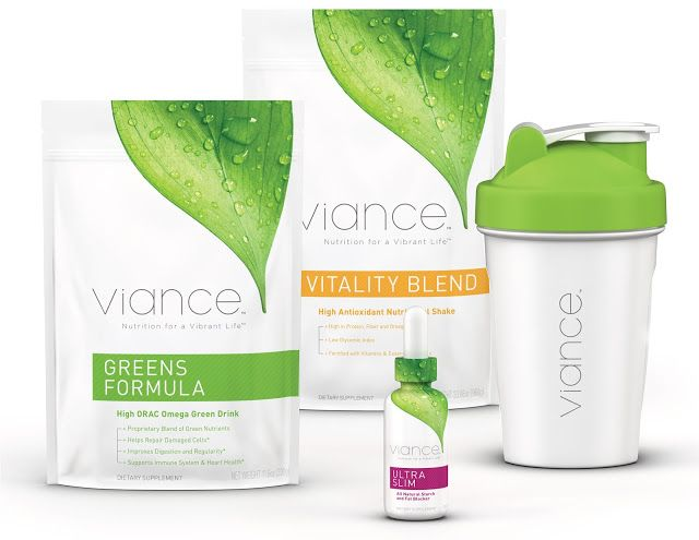Viance Nutrition on Packaging of the World - Creative Package Design Gallery