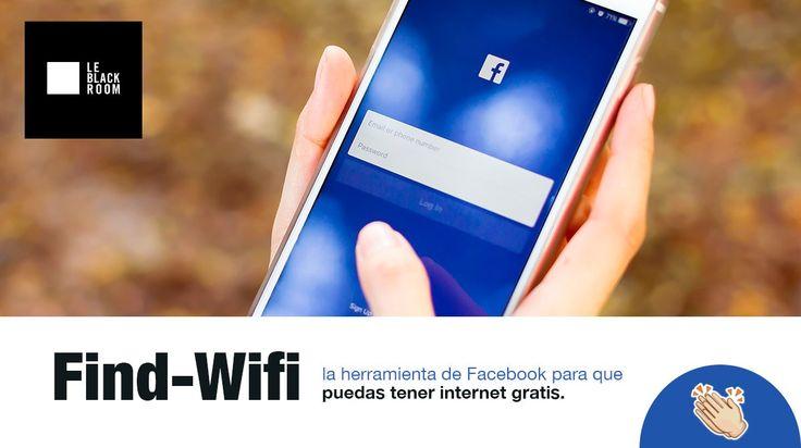Encontrar wifi gratis será más fácil con la nueva herramienta de Facebook.