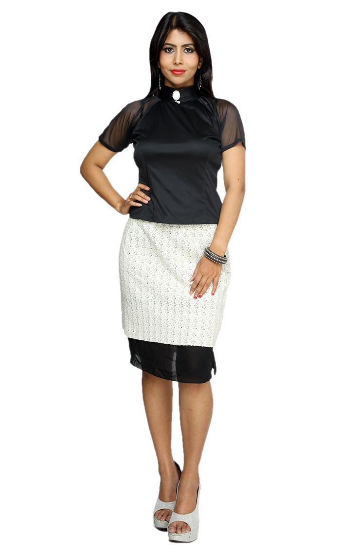 Fiama Skirt by Shefali Vohra Chawla