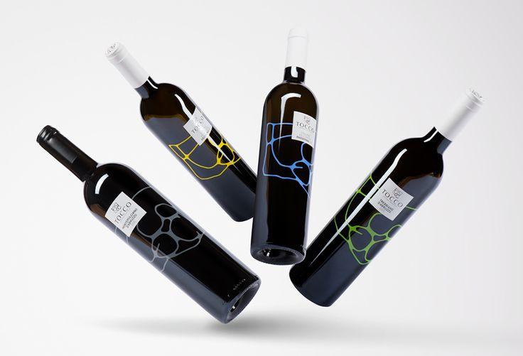Azienda Agricola Tocco: restyling etichette