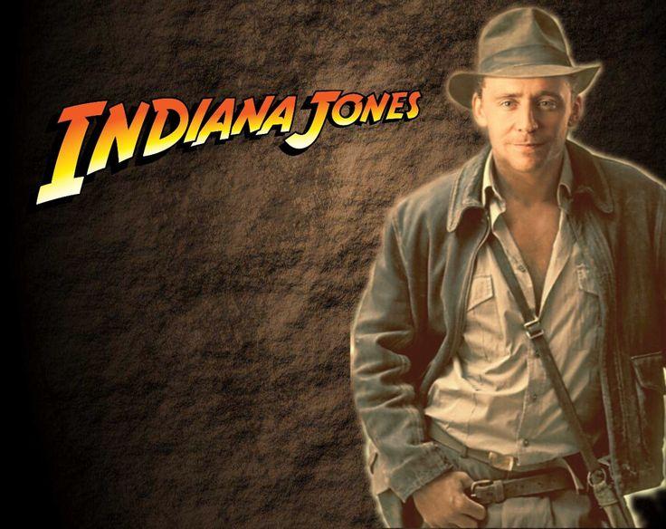 Tom Hidelston Indiana Jones