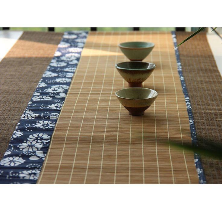 Die besten 25+ Bamboo table runner Ideen auf Pinterest - bambus im wohnzimmer