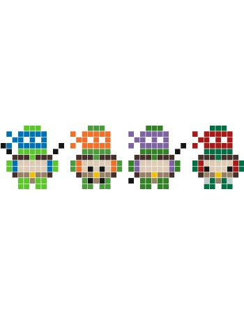 Stickaz - Turtle-men