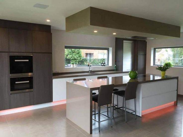 cuisines ouvertes sur sejour 7 cuisine ouverte salon meubles blanc