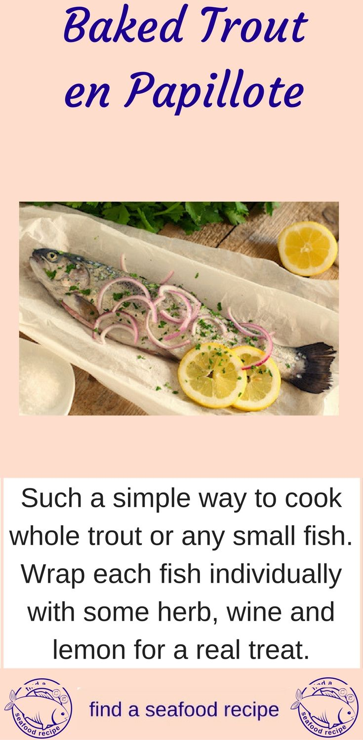 Baked Seafood Recipes