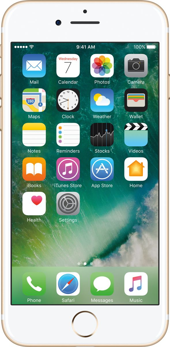 Apple iPhone 7 - iOS Smartphone - 256 GB - Gold günstig kaufen - iPhone 7 | Media Markt Online Shop