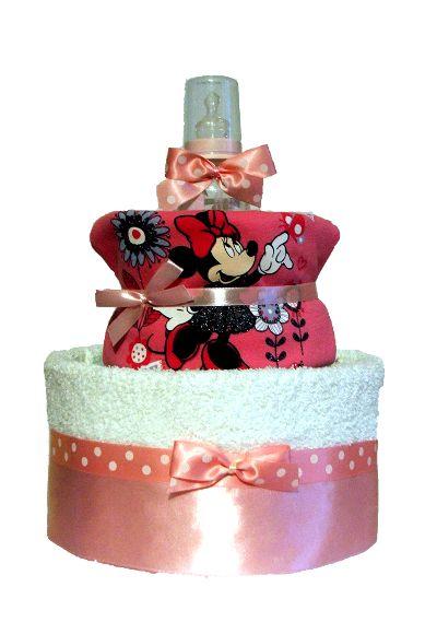Minnie Mouse s uterákom