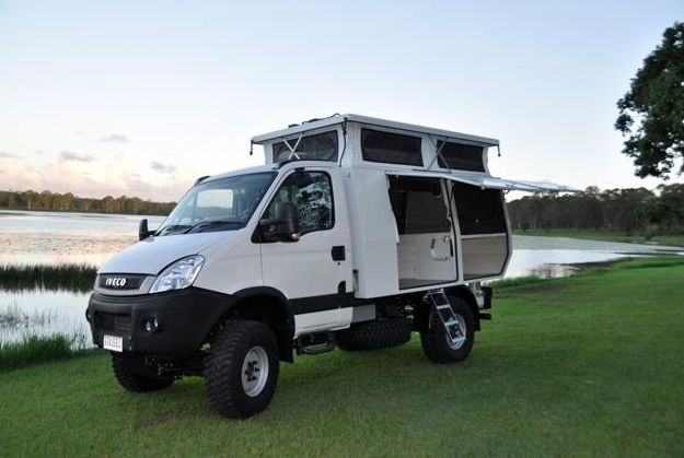 Innovative Conqueror Campers Amp Leisure  UEV 440