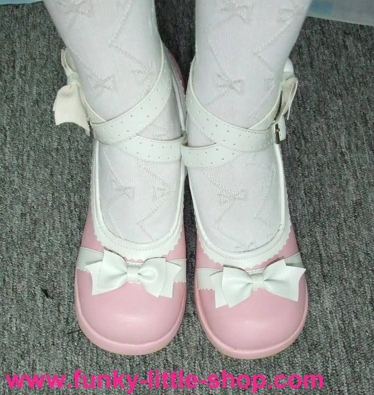 """3"""" high heels baby pink sweet lolita gothic dolly shoes cosplay mary janes NEW #Unbranded #HeelsPumps"""