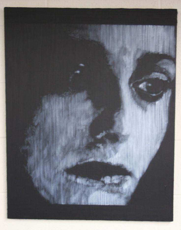 Stefan Burnett's Paintings