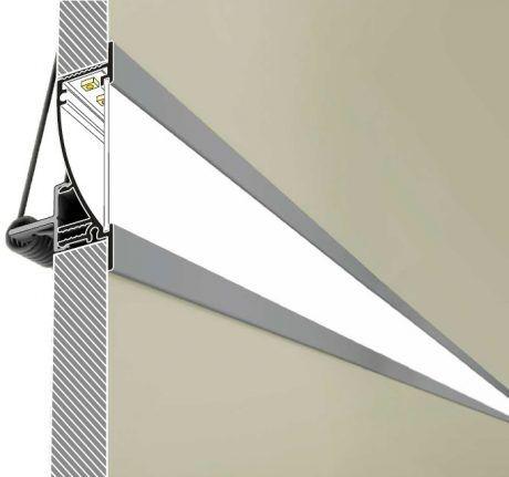 barra led flat