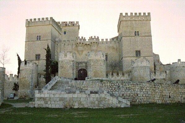 ElCastillo de Penarroya, en Ciudad Real