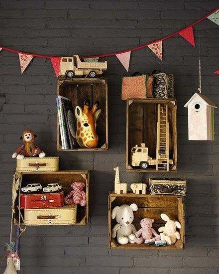 Shake My Blog | Une chambre de bébé pleine de charme