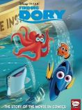 Finding Dory reunites everyone's favorite forgetful blue tang, Dory, with her friends Nemo and Marlin on a search for answers about her past. What can she remember? Who are her parents? And where did she learn to speak whale? Experience the hit Disney•Pixar film, retold in vibrant comics drawn by Disney's own master artists.