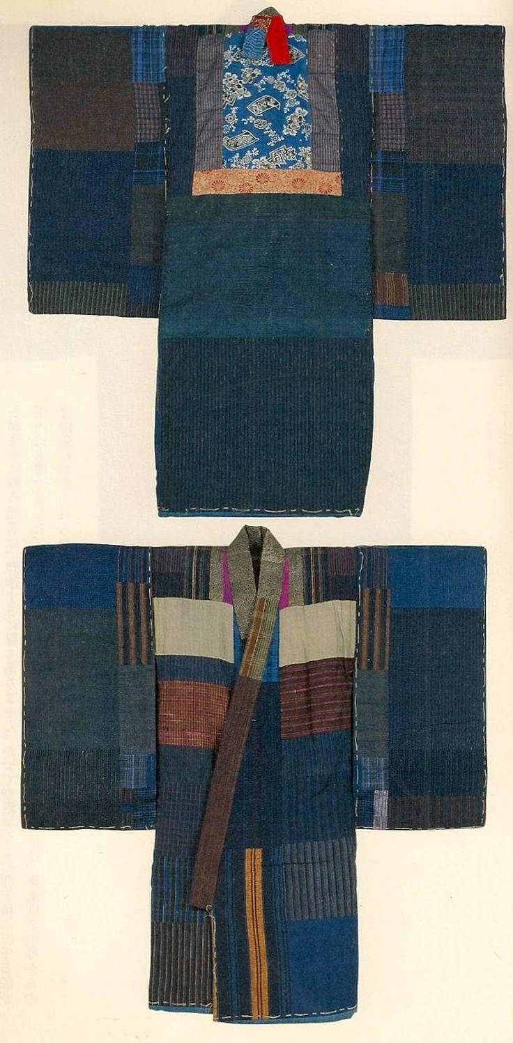 Tadashi Morita Memory in Cloth Japanese Folk Textiles Boro Shibori Kasuri. Gorgeous colors
