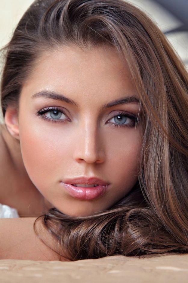 Легкий лтний макияж ::: onelady.ru ::: #makeup #eyes #eyemakeup