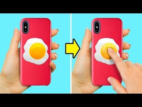 info for 22bc4 7824f 15 PHONE CASES EVERYBODY CAN DIY - YouTube | Cell Phones, Gadgets ...