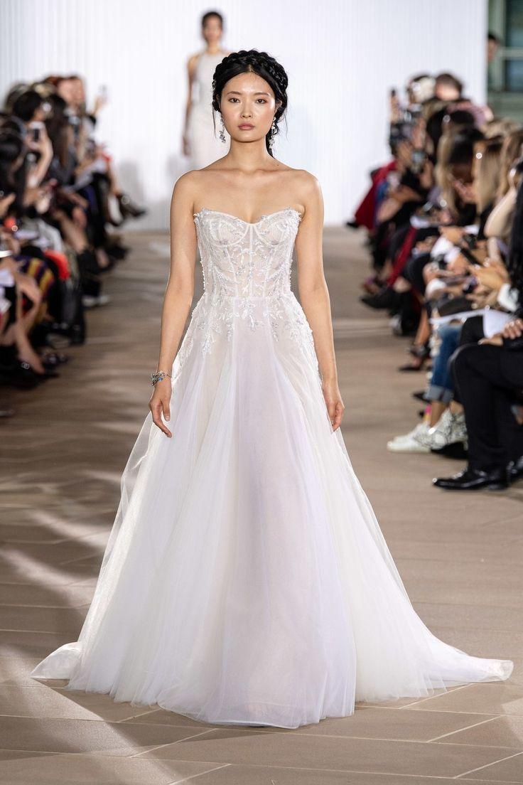 Ines Di Santo Bridal AutomneHiver 20202021 Défilé