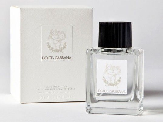 Dolce & Gabbana Baby Perfume.....How AWFUL!!! Baby smell is the BEST in the world! I hate this idea.