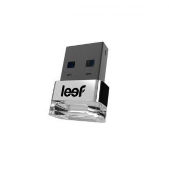 LEEF FLASH USB 3.0 SUPRA LED 16 GB SILVER Leef Supra 3.0 jest jedną z najmniejszych pamięci flash o niskim profilu dostępnych na rynku. Tak niski profil sprawia, że pendrive można bez obaw zostawiać w porcie USB. Kiedy pendrive jest podłączony, wbudowana dioda LED delikatnie świeci, dostarcza to unikalnych wrażeń wizualnych.