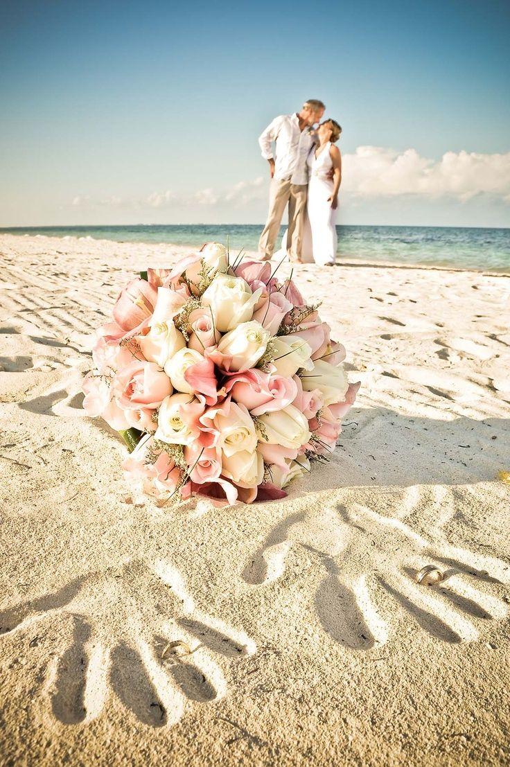 114 best beach weddings images on pinterest dream for Beach wedding photos
