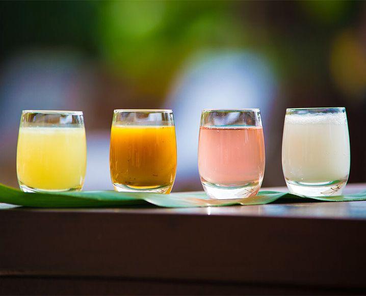 Tropical Juice Remedies + A Luxe Vacay Giveaway... #HotelWailea #Hawaii #30DayGreensChallenge