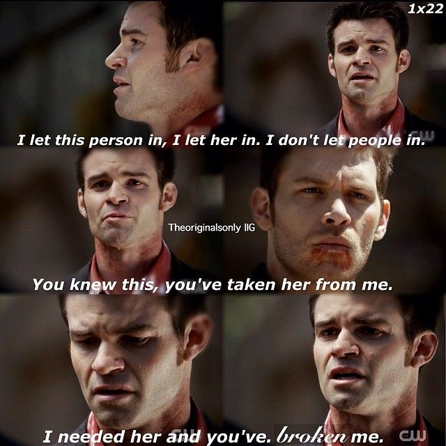 """S1 Ep22 """"From a Cradle to a Grave"""" - Elijah"""