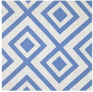 La Fiorentina by David Hicks in Blue