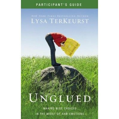 In this six-session, small group Bible study, Lysa Terkeurst teaches participants how to process emotions and resolve conflicts in ways that lead to a peaceful life. Pack includes DVD and Participant's Guide.