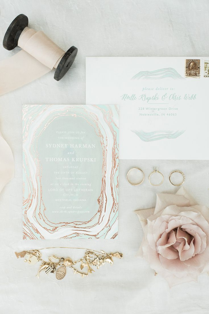 wedding card design software for android%0A Peaceful Peach And White Wedding
