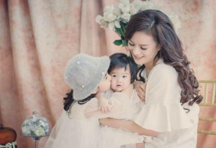 Astrid Tiar Ungkap Rasa Bahagia Lihat Pertumbuhan Anak Keduanya