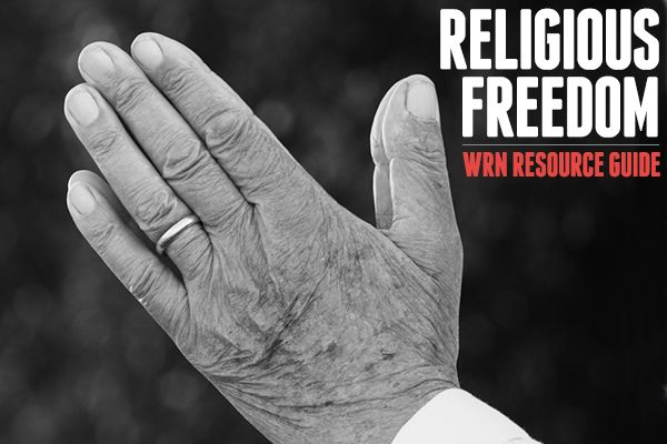 Religious Freedom – The Right Of Every Human Being: Background, Sites & Resources http://www.worldreligionnews.com/issues/religious-freedom-the-right-of-every-human-being-background-sites-resources