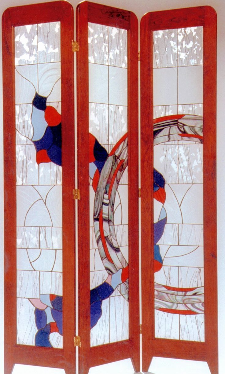 Passages design.  #stainedglass #room #divider #beautiful #contemporary #arty #beautiful #stylish #creative