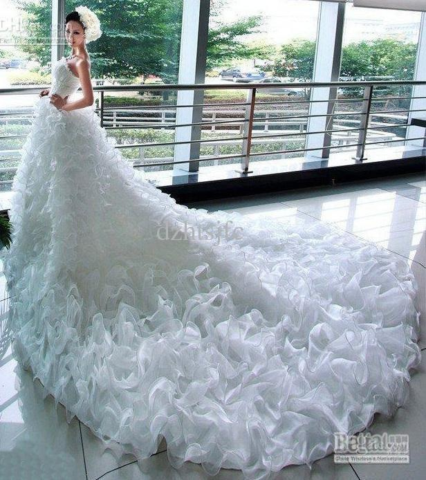 146 best Elite Wedding Dress images on Pinterest | Wedding frocks ...