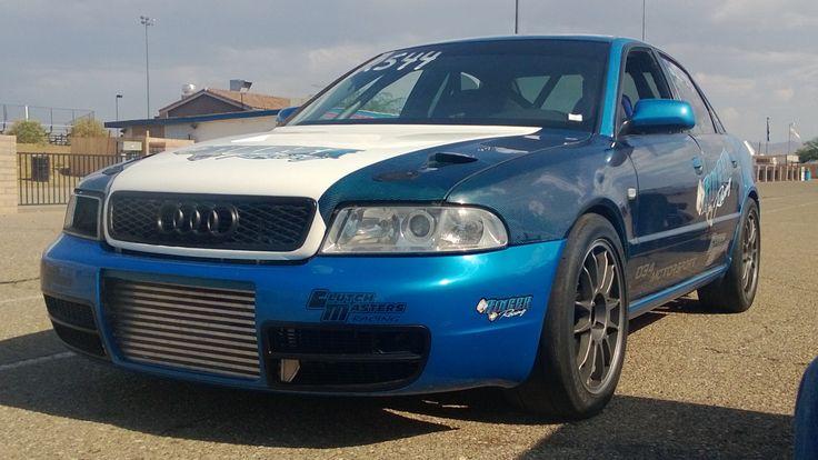 2000 Audi A4 B5 1.8t HTA3586 Turbo
