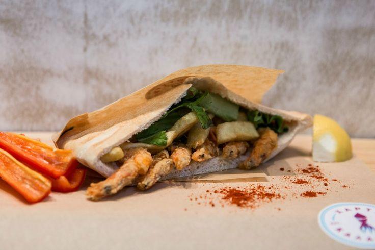Χαρτί και Καλαμάρι: H θεσσαλονικιώτικη εκδοχή του fish&chips