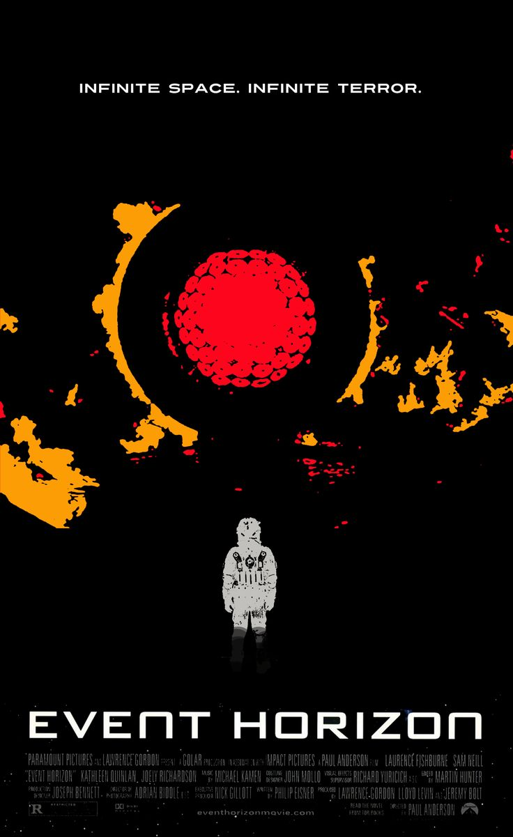 Event Horizon [1997]