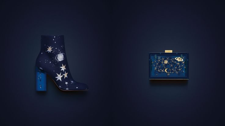Fall 2015 Accessories straight from the cosmos