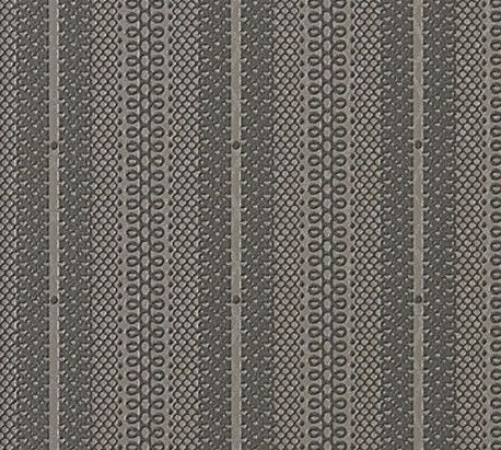 Mesh and Swirls in Chocolate Taupe design by Annet Van Egmond