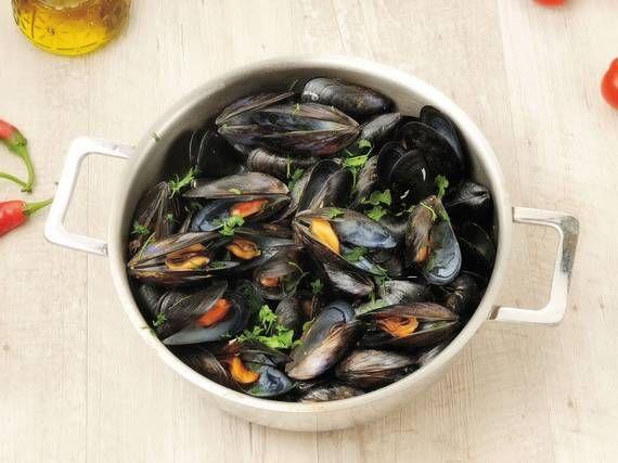 10 miglior ricette per preparare le cozze