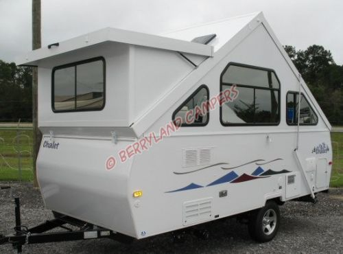 Fold Down A Frame Camper With An Inside Shower You Can Get A New 24 Foot Travel Trailer Cheaper