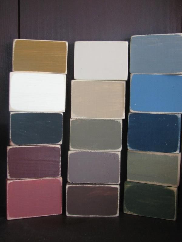 Most Popular Primitive Paints - Country Mamma