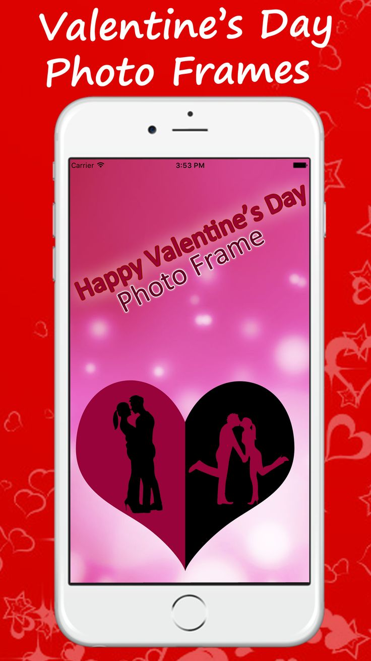 8 best Valentine\'s Day Photo Frames images on Pinterest | Frame ...