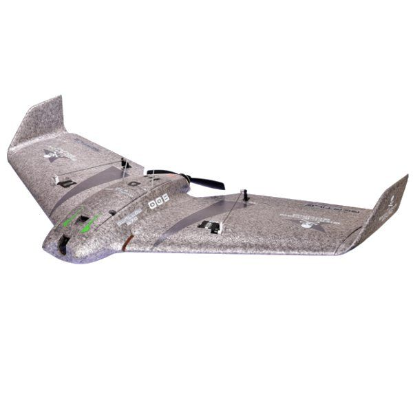 Reptile Swallow-670 S670 Grey 670mm EPP FPV Flying Wing RC Airplane KIT(20% off Coupon: 28fpv)