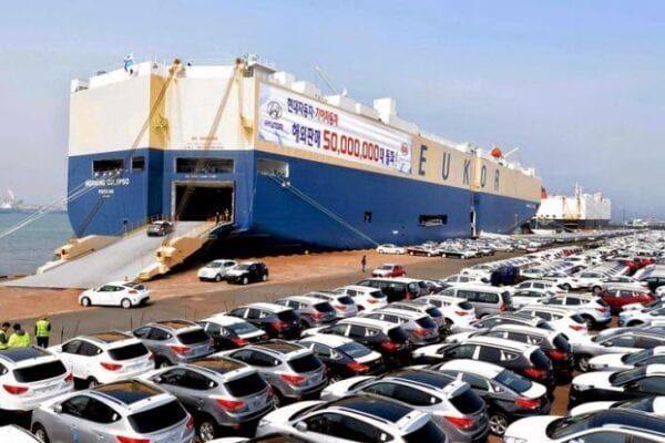 استيراد السيارات من كوريا الجنوبية الخطوات والمميزات Hot Rods Cars Muscle Used Cars Automobile Industry