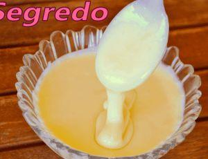 Depois dessa nunca mais comprei leite condensado no mercado, é muito mais simples do que imaginamos! - Receitas e Dicas